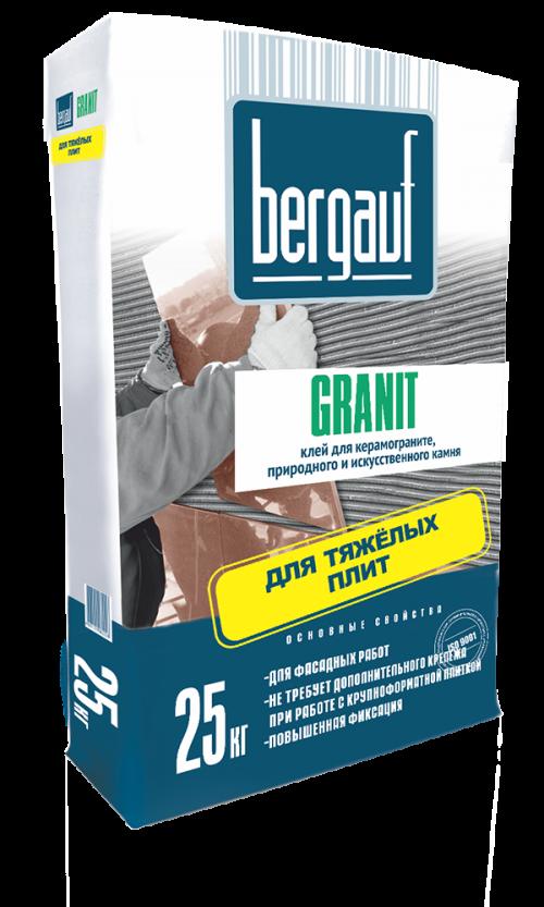 Клей плиточный «Granit»